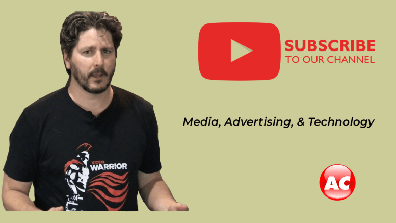 Subscribe to Our YouTube Channel for Enlightenment, Education, and Entertainment in Automotive B2B and Retail