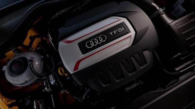 Audi TTS 2020 - motor