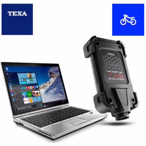 Texa Bike pc Package