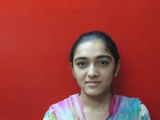 Aysha Amdani Little Star School Akola 1st Rank