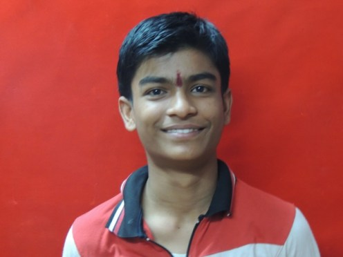 Hemant Joshi 2nd Rank 9th CBSE Batch