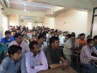 MEETING FOR THE PARENTS OF 11TH STD. HELD ON 13 NOV (1)