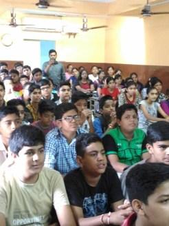 Students contribution