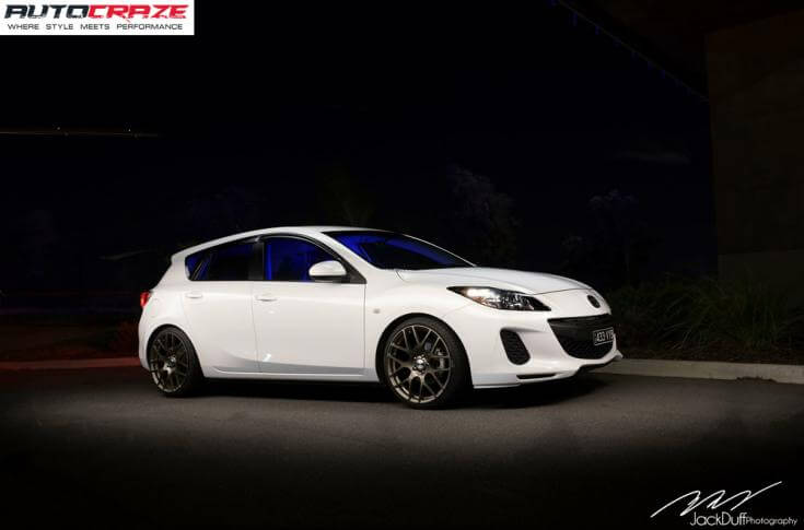 Mazda 3 Coilovers  Top Coilovers Brands For Mazda 3