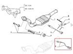 UKŁAD ZASILANIA I WYDECHU Części samochodowe Fiat Hyundai