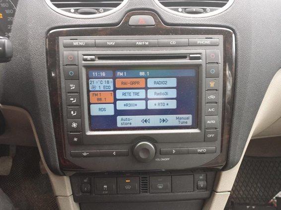 Nvigacija Ford Fokus II