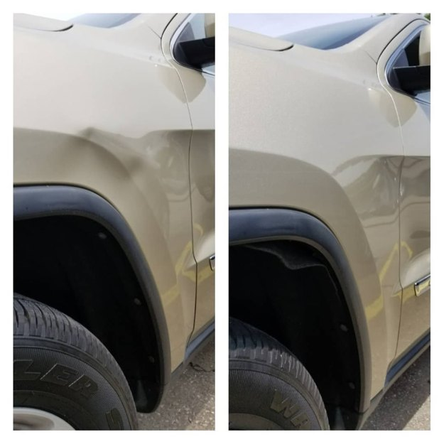 Best dent repair sarasota