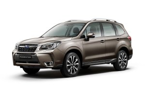 THE SUBARU FORESTER AND XV GET MAKEOVERS  Auto&Design