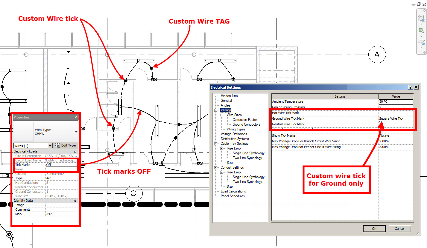 medium resolution of wire tags and ticks jpg