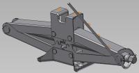 Solved: Scissor Jack Assembly Design 3 - Autodesk Community