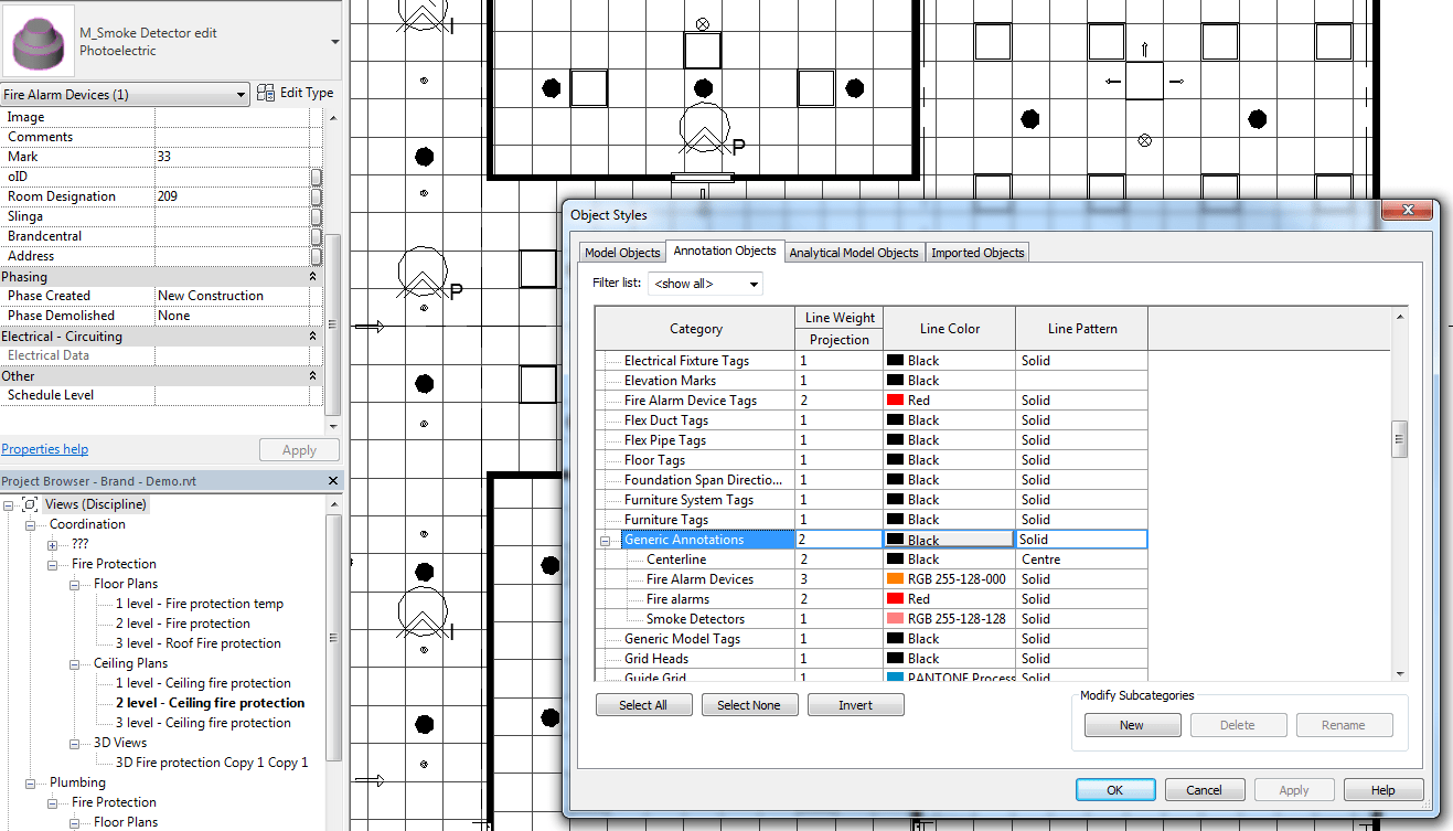 solved change colour of symbol in family autodesk community revit products [ 1317 x 753 Pixel ]