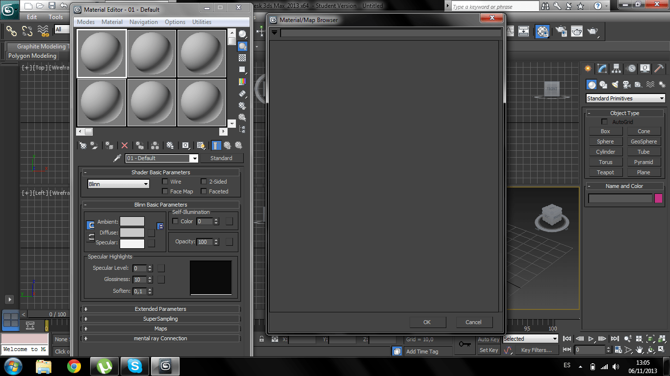 Solved: Problem with Material Editor in 3ds Max - Autodesk ...