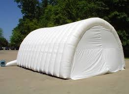 Inflatable Mobile Garage