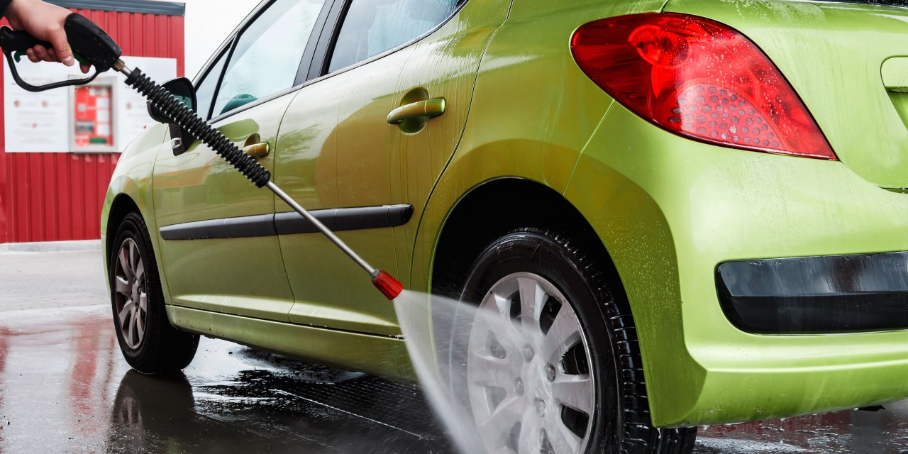 Washing Your Car at Home Tips