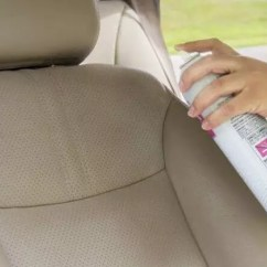 How To Get Rid Of Ink Marks On Leather Sofa Sand Colored Remove Stains From Fabric Car Seats Diy