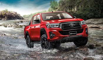 TOYOTA HILUX ROCCO 2020 full
