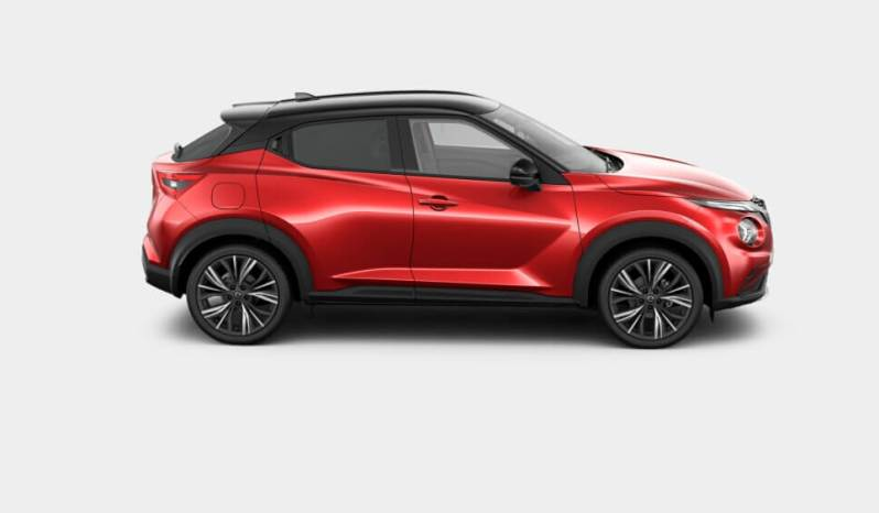 NISSAN JUKE TEKNA PLUS 2020 full