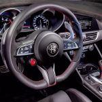 2021 Alfa Romeo Giulia Gta Interior Wallpaper