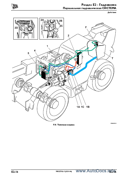 JCB Loadall Telehandler Service Manual repair manual Order