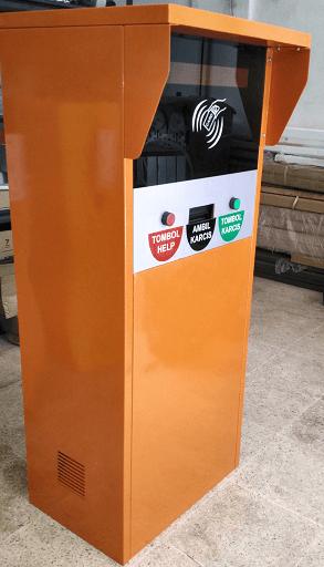 Dispenser Box Parkir  autodoorgatestorecom