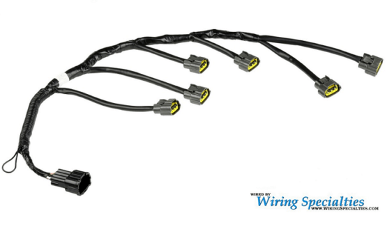 7mgte wiring harness