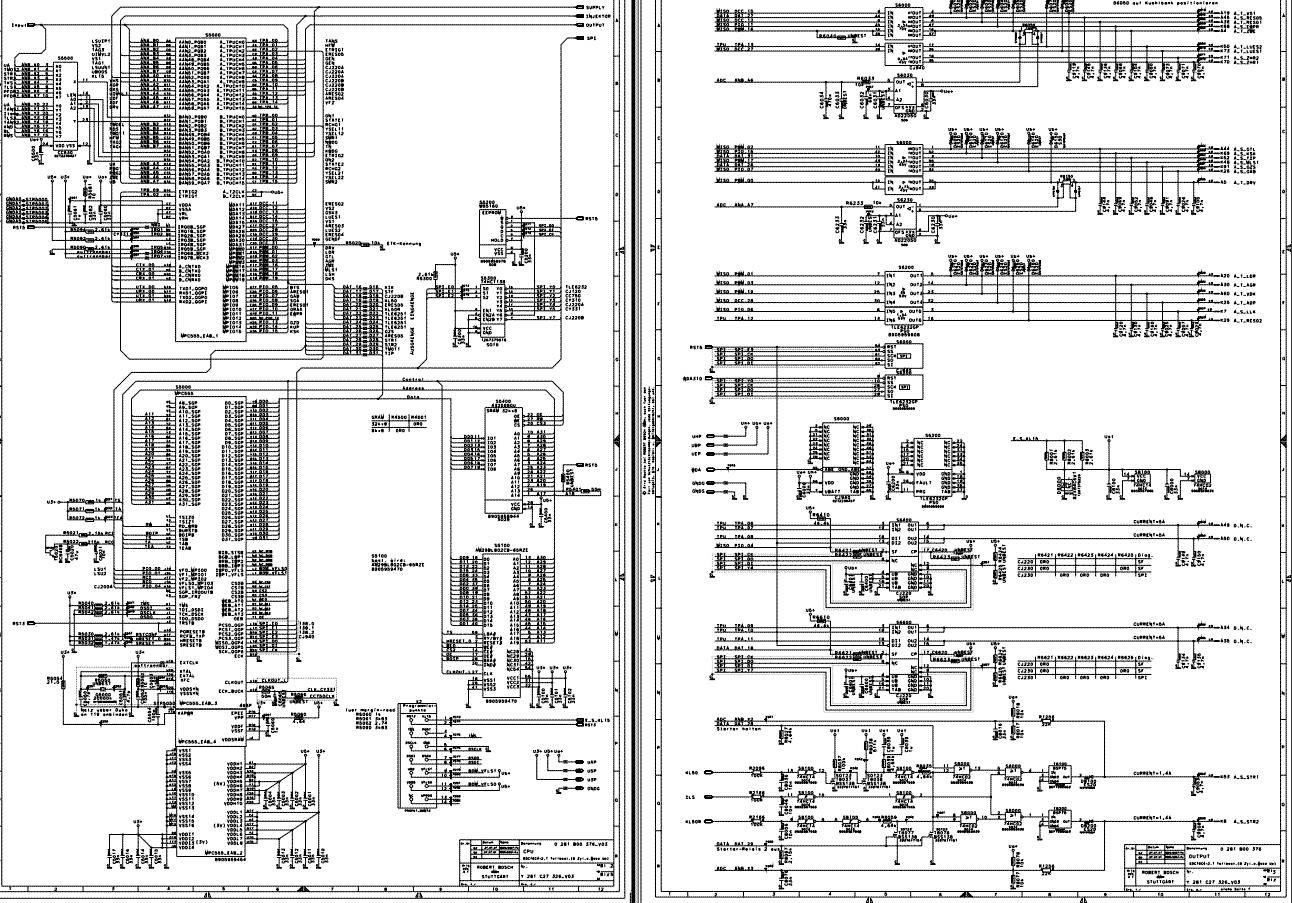 hight resolution of wiring diagram ecu bosch wiring diagram img bosch alternator wiring schematic bosch wiring schematic