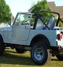 restored 1981 jeep cj7 [ 3264 x 2176 Pixel ]