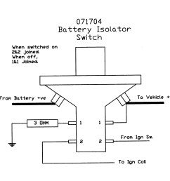 wiring diagram for battery isolator switch schema wiring diagram wiring a battery isolation switch source vehicle battery cutoff  [ 2432 x 2112 Pixel ]