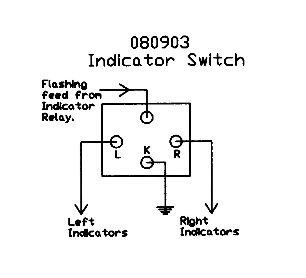 how to wire a single pole switch diagram venn formula for 3 sets wiring rotary selector switches