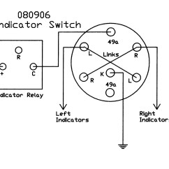 House Light Wiring Diagram Uk Pioneer Mixtrax Avh X2600bt Rotary Switch - Black Plastic Lever And Integral Red Warning Lamp