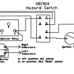 Mobile Home Light Switch Wiring Diagram Msd 6al Hazard Rocker