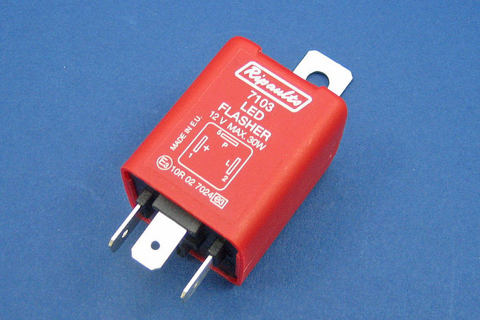 12v Led Flasher Circuit For Pinterest