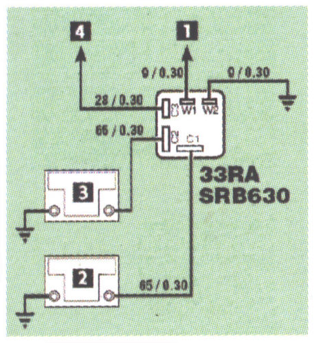 house light wiring diagram 7 ways to ps4 lucas srb630 split charge relay