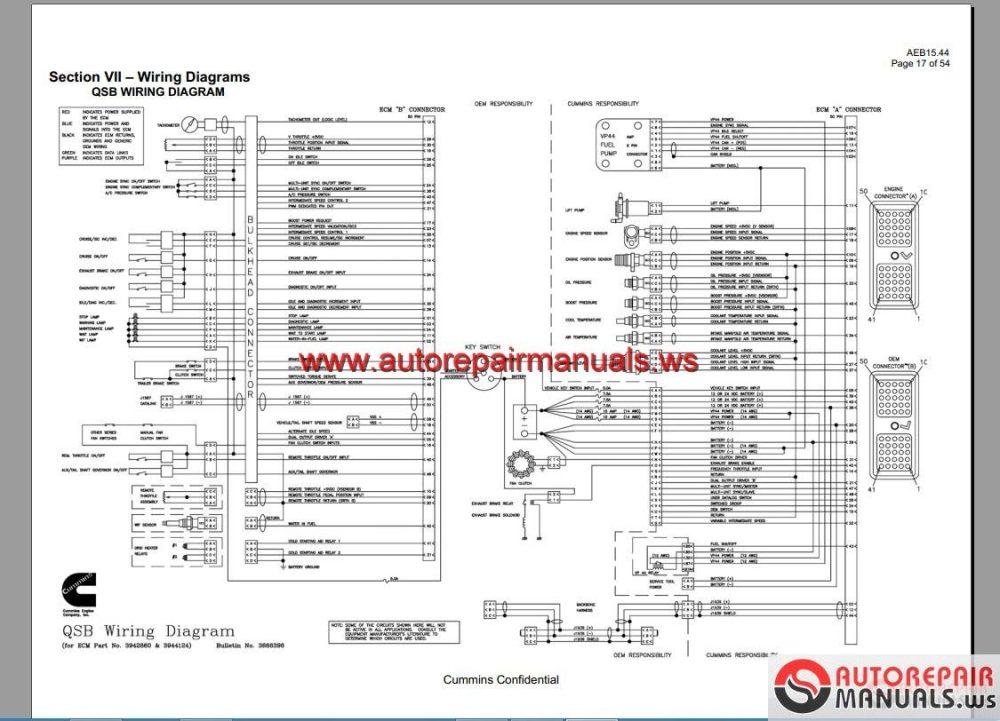 medium resolution of cummins wiring diagram full dvd auto repair software auto epc software auto repair manual workshop manual service manual workshop manual