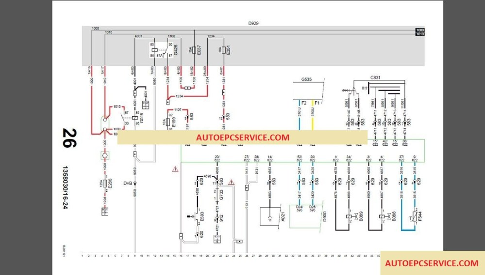 medium resolution of daf wiring diagram manual auto repair software auto epc softwaredaf wiring diagram manual auto repair software