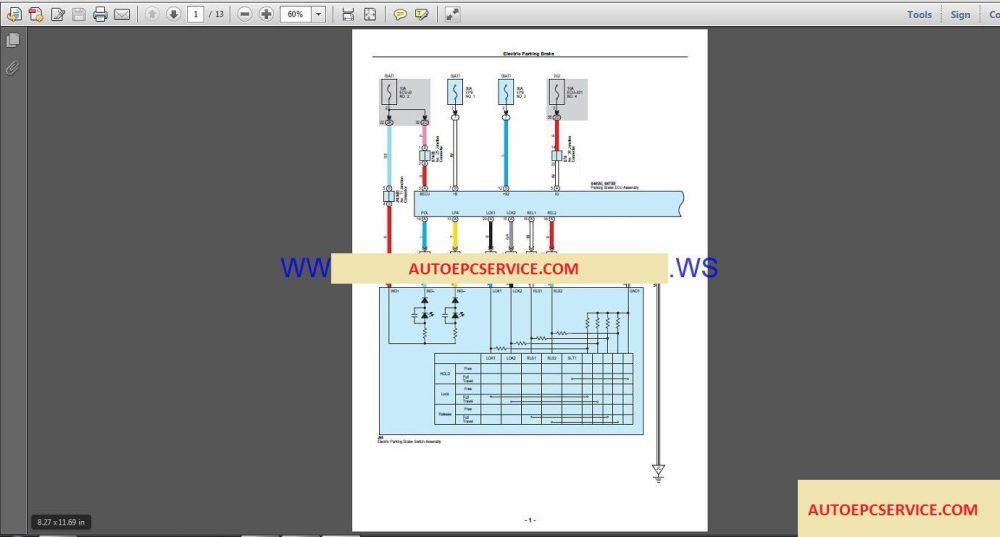 medium resolution of lexus rx450h 2015 10 2016 usa wiring diagram manual auto repair software auto epc software auto repair manual workshop manual service manual workshop