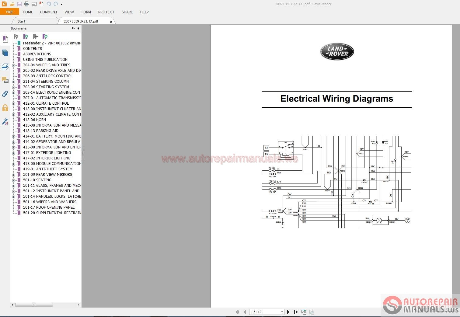 hight resolution of land rover range rover electrical wiring diagram guides 1995 2015 land rover range rover electrical wiring