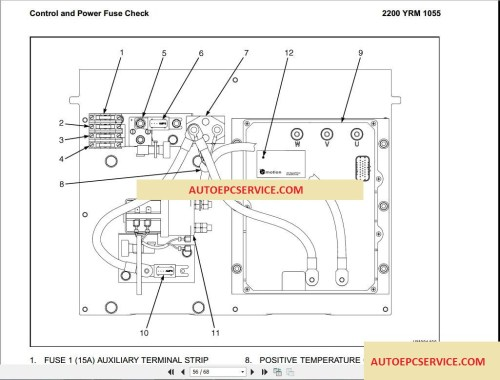 small resolution of  yale forklift full set pdf parts manuals auto repair yale forklift wiring schematic for
