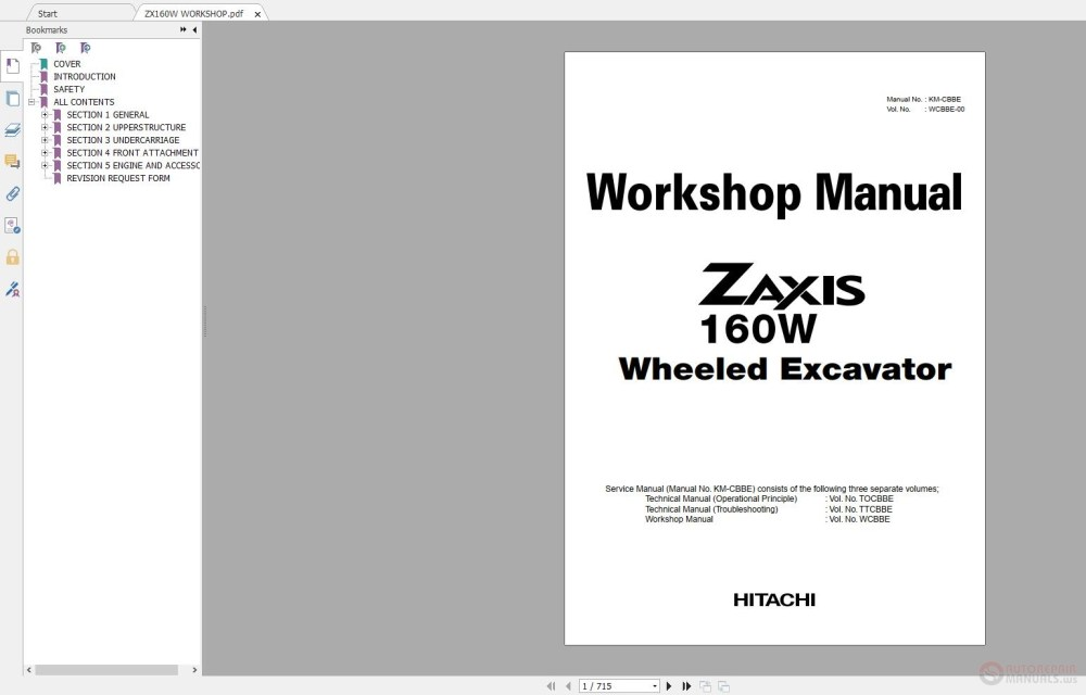 medium resolution of hitachi workshop technical manual and wiring diagram full dvd auto repair software auto epc software auto repair manual workshop manual service