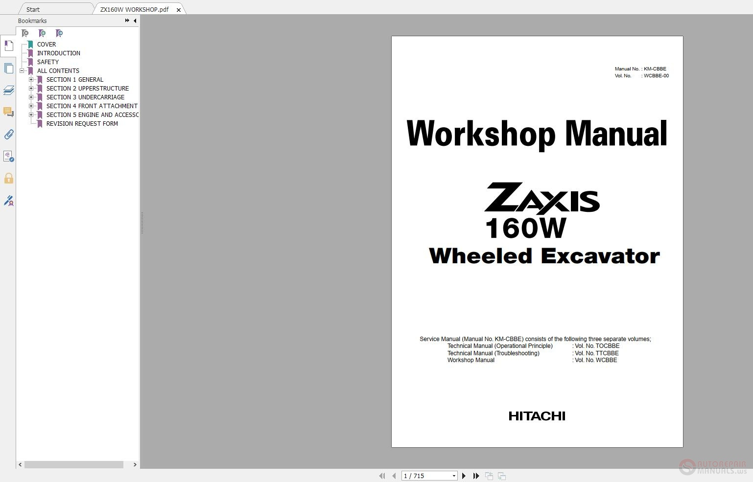 hight resolution of hitachi workshop technical manual and wiring diagram full dvd auto repair software auto epc software auto repair manual workshop manual service