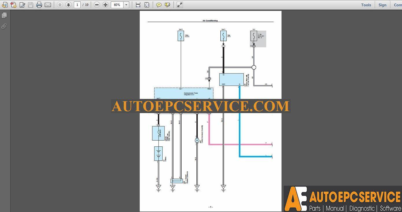 hight resolution of lexus rx450h 2015 10 2016 usa wiring diagram manual auto repair naza wiring diagram