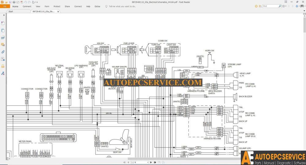 medium resolution of caterpillar lift trucks 2019 mcfa spare parts catalogue service manuals auto repair software auto epc software auto repair manual workshop