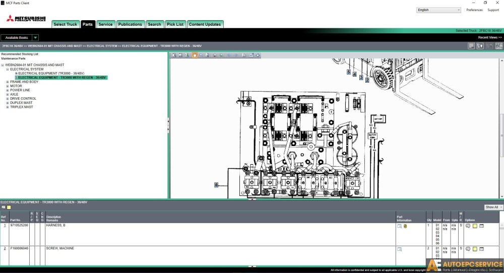 medium resolution of mitsubishi forklift trucks mcfe 01 2018 spare parts catalog service manuals auto repair software auto epc software auto repair manual workshop