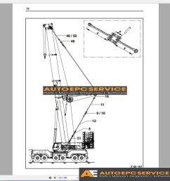 terex mobile crawler crane full dvd workshop manual auto repair software auto epc software auto repair manual workshop manual service manual workshop  [ 931 x 981 Pixel ]