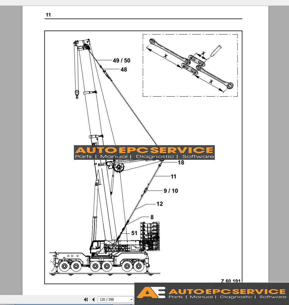 hight resolution of terex mobile crawler crane full dvd workshop manual auto repair software auto epc software auto repair manual workshop manual service manual workshop