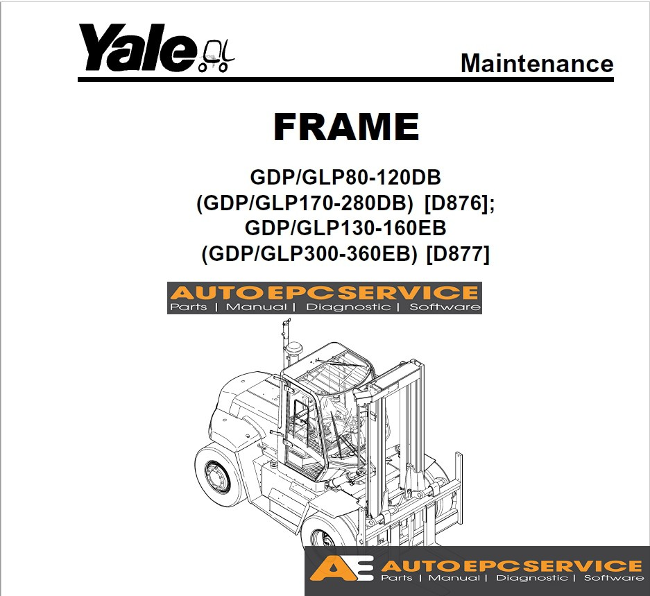 hight resolution of  array yale forklift full set manual dvd auto repair software auto epc rh autoepcservice com