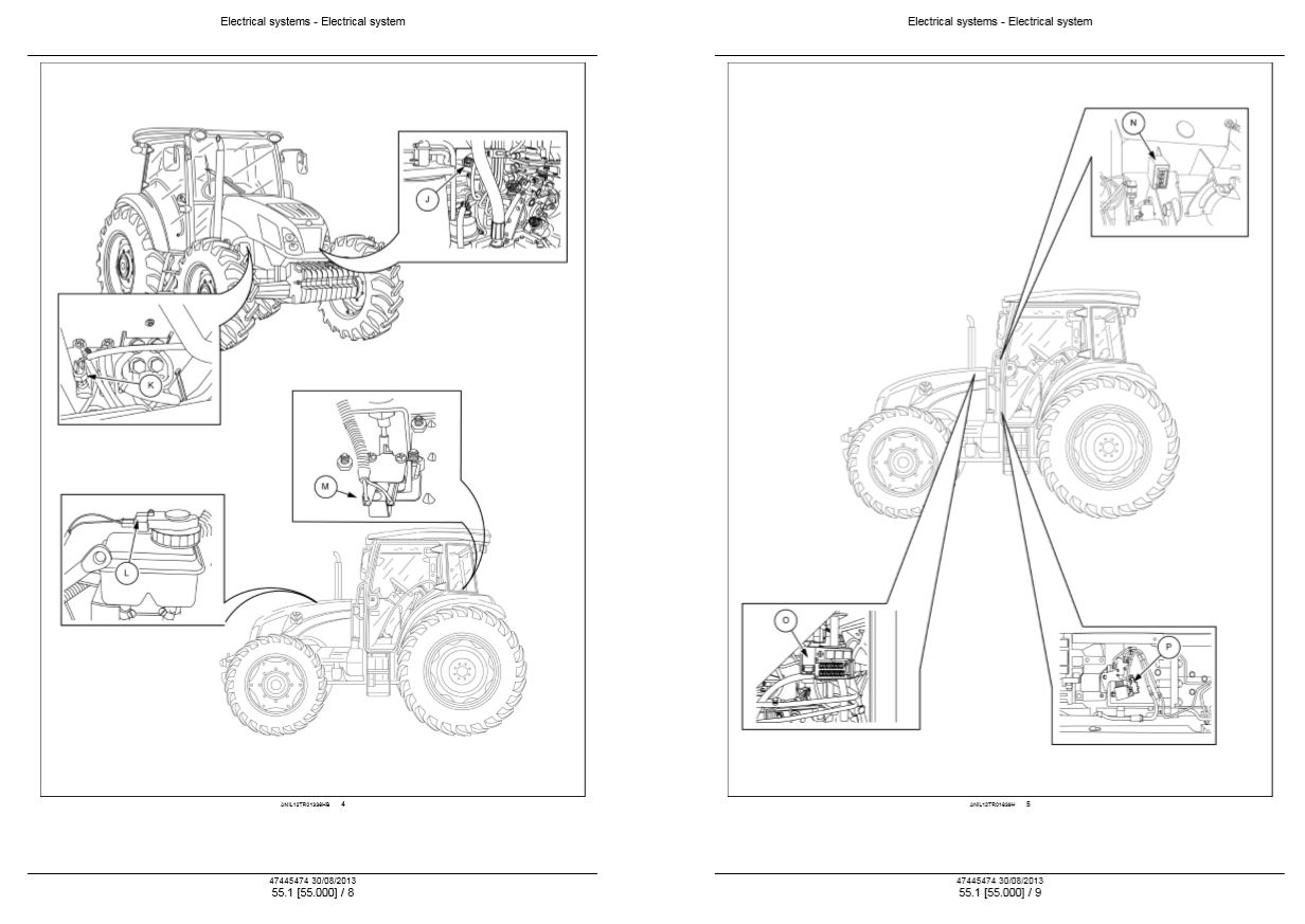 New Holland Tractor TD5.65-TD5.115 Service Manual_47445474