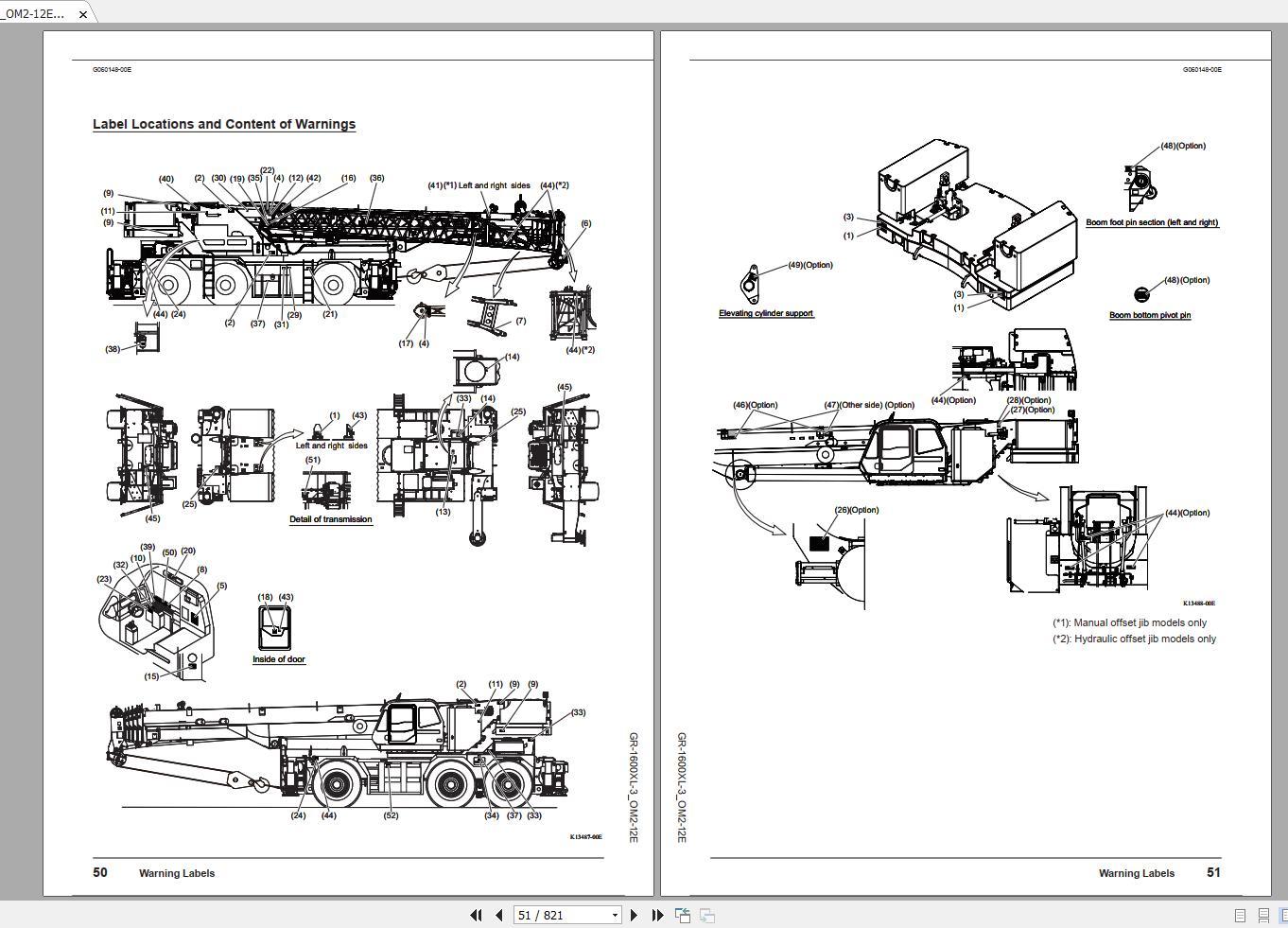 Tadano Mobile Crane 2021 DVD GR,GT,TC,TL,TT,TR Series All
