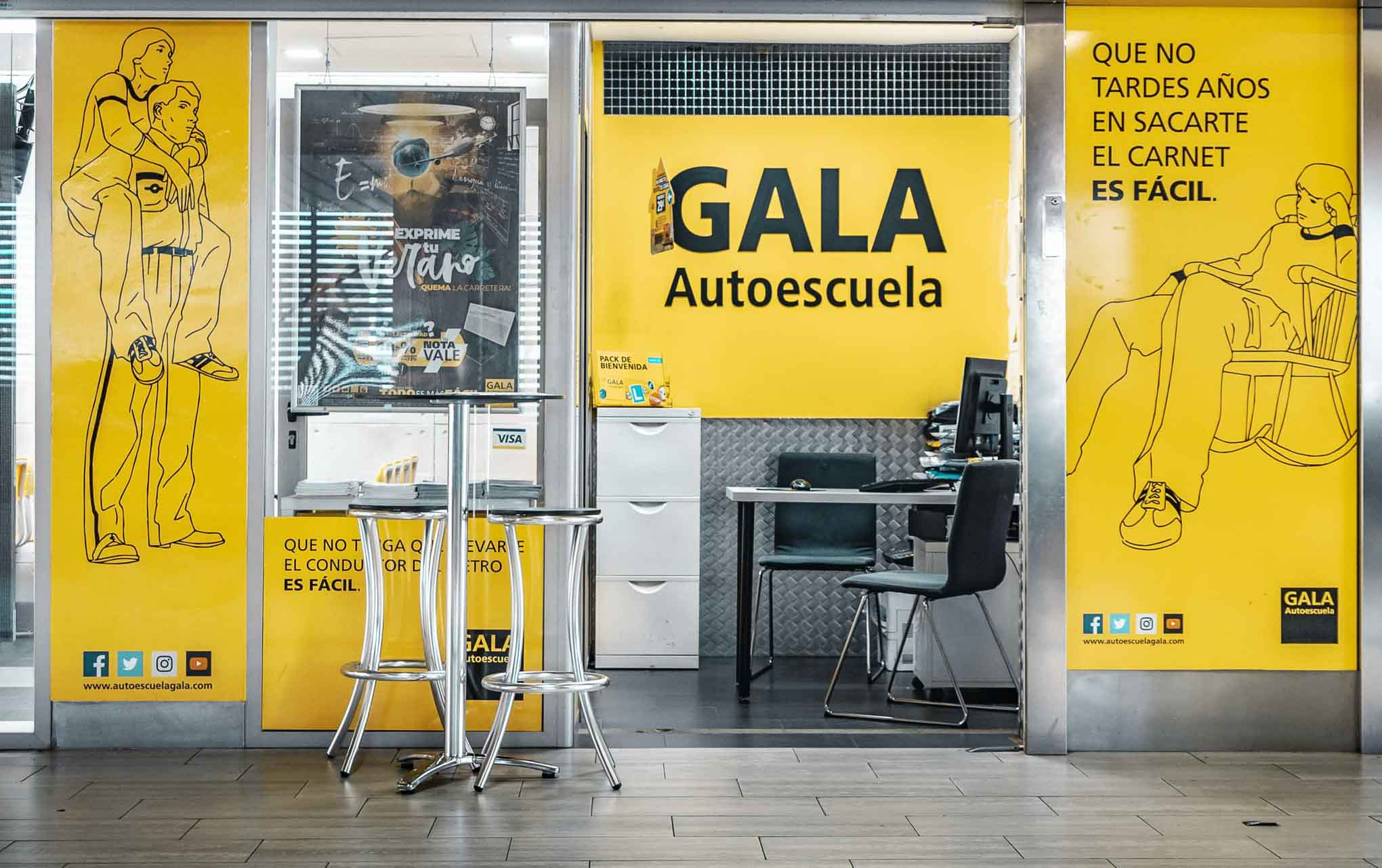 Recepcion-Moncloa-Autoescuela-Gala-en_Madrid