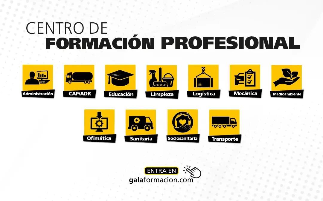 Gala Formación: Centro Formativo para Profesionales en la Comunidad de Madrid